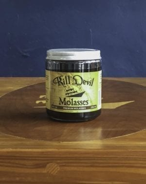 Kill Devil Rum Molasses Jar