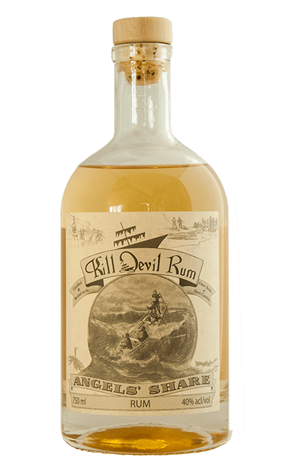Angels' Share small batch rum