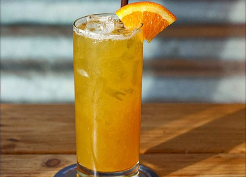 Kill Devil Rum Cocktail Recipe- OBX Dreamsicle