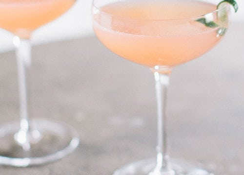 Kill Devil Rum Cocktail Recipe- Hemingway Daiquiri