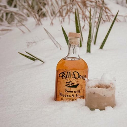 Kill Devil Pecan Rum and Coffee Recipe