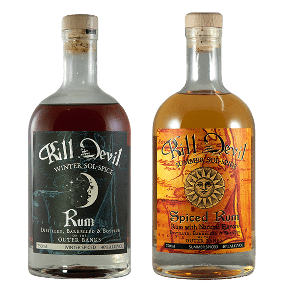 Solspice Series small batch rum
